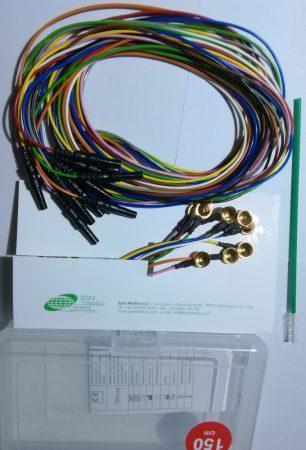 DEGM152600 arany EEG csésze elektróda