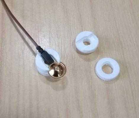 Elektrode Holder szett