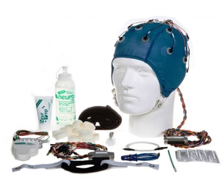 FULL KIT FOR EEG TEST