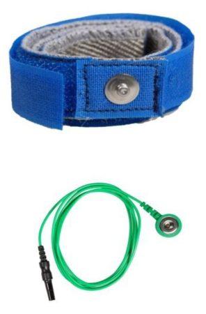 Földelő csuklópánt elektróda