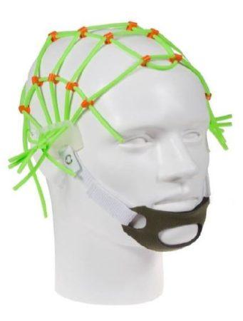 EEG szilikon fejsapka