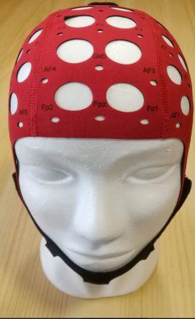 EEG 10-10 rendszerű sapka